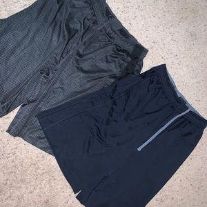 Men's Nike shorts bundle
